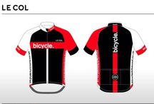 Le Col - Bicycle Clothing / Our new team cycling kit