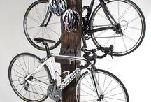 bike rack/storage