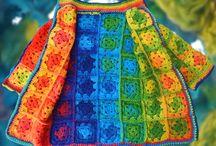 Crochet Coats, Jackets & Jerseys