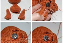 Crochet, Amigurumi