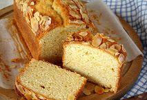 Amandel cake