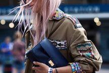 Inspiration DIY veste kaki Gypsy