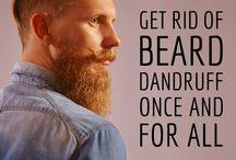 Repairing Your Beard / Featuring info on how to repair damaged beard hair.