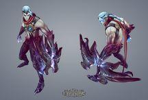 3D Character Concept
