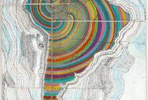 Selección Obras Video Arte Juan Downey / Carátulas y DVD de selección de obras de Juan Downey - Residencia de Investigación en CeDoc, CCPLM. Santiago, Chile.