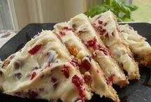 Food - Teatime treats, brownies & quickbreads