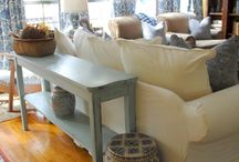 Console Tables of the Skinny Kind