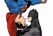 Superbats & Batfamily