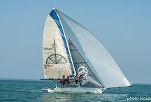 18 footer skiff