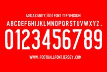 Football Font Styles