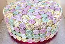 Swizzels Cakes / Sweet themed Cakes - recipes included