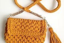 bags tshirt yarn