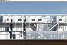 建築   集合住宅