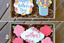 Mother`s Day Cookies