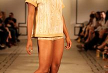 Teysha Takes {Fashion Week} / Teysha featured in runway show for Anthony Ryan Auld, Project Runway all star winner, M.E. Shirley Collection, and Curlee Bikini Colelction! #NYFW #Fall2015