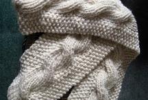 knitting / by Huntley Thatcher