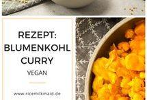 Vegan - Hauptgerichte
