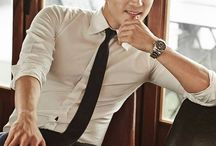 SSH Song Seung Heon / Black