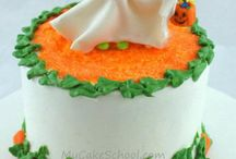 Halloween Cakes / Halloween Cakes and Pops
