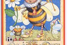 Queen Bee / ...that's me. Fascinated with bees since i was a young girl, watching them fly around our tangerine tree when it was in bloom...i love their determination, their strength and their ability to work together for the good of the hive. we could learn a lot from bees...
