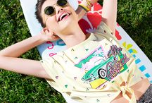 Campaña Spring/Summer 2015 / We love summer <3