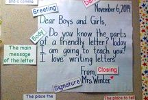 WRITING - Friendly Letter