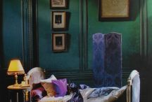 Bedrooms / by Hannah Campbell