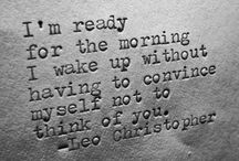 Leo Christopher Quotes