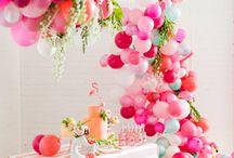 Party - Dessert Table / by Methalia Yunthika
