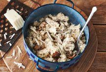 pasta en risotto