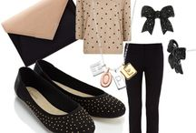 Polyvore outfits / by Ashley Mosebey