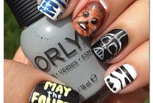 Nail designs / by Nicole Lohmar Kauzlaric