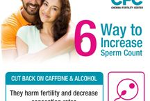 6 ways to Increase Sperm Count - Fertility Tips for Men