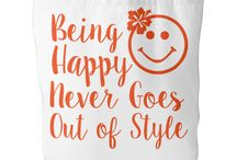 Bag Qoutes / Channel your inner thoughts with our tote bag quote collections, show off your life mantra on how you maintain a positive happy life and let others be inspired!