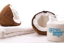 "The Organic Coconut Oil and its Healing Benefit by ‪#‎CocoMagic‬.co / Coconut is highly nutritious and rich in fiber, vitamins and minerals. It is classified as ""functional food"" because it provides many health benefits.."