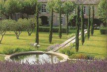 Garden La Fontana