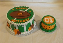 Ryders 1st Birthday / Tailgating themed party