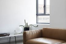 DOR & TAN Minimal Living Room