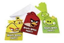 Angry birds szülinapi party