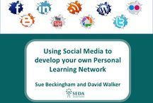 Web Resource Readings in Education / Readings on using social media and other bookmarking tools in teacher collaboration as well as student collaboration