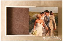 Wedding Albums / by Modern Wedding Photography