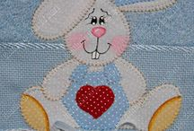 Applique pattern