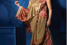 Sana Safinaz   Silk Collection 2014