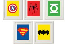 SuperHero Inspiration for Gift