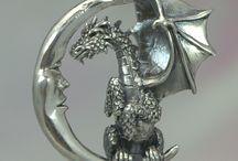 Dragon Jewlery / by Jordan Theiss