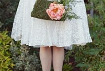 Fawn and Moss Wedding