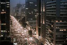 Manifestações globais