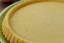 Progetti da provare base crostata