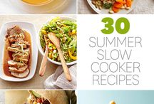crock / Crock pot-slow cooker recipes and ideas