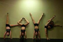 Gymnastics / by Abi Aldred